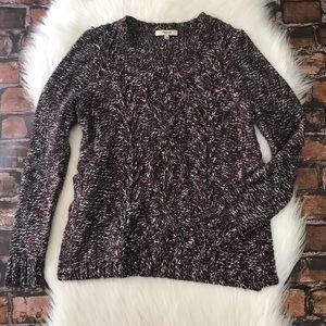 Madewell Firelight Pullover Sweater Wool Alpaca